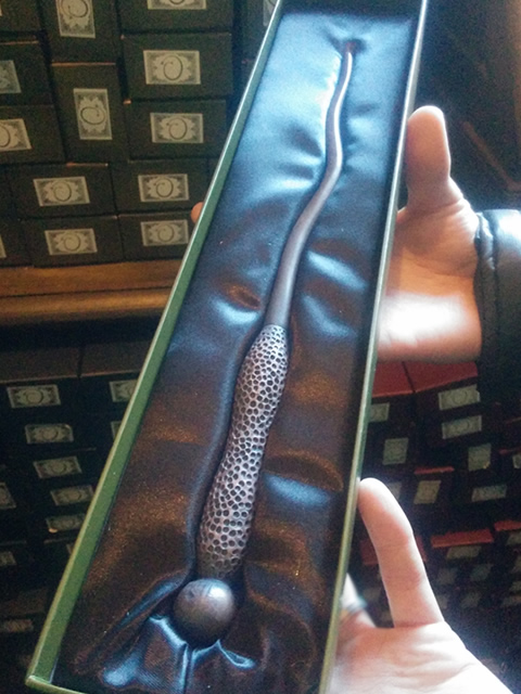 ハシバミの杖写真
