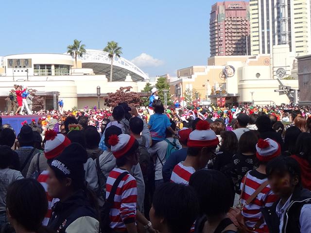 USJハロウィン・パレード