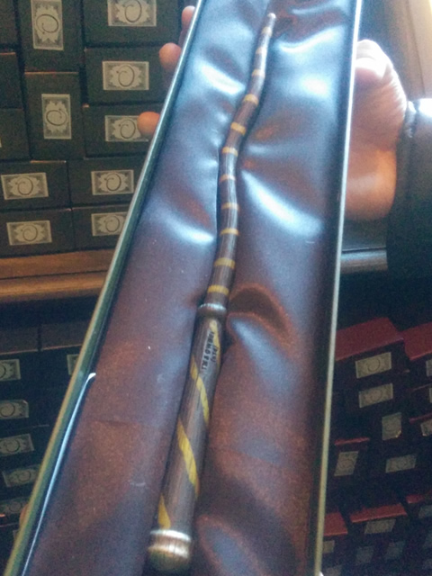 ヤナギの杖