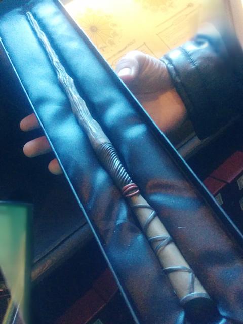 カバノキの杖birch's wand