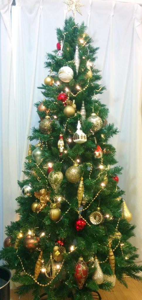 我が家のコストコクリスマスツリー