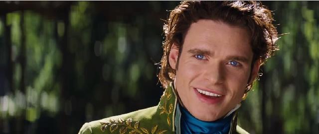 王子プリンスチャーミング: リチャード・マッデン