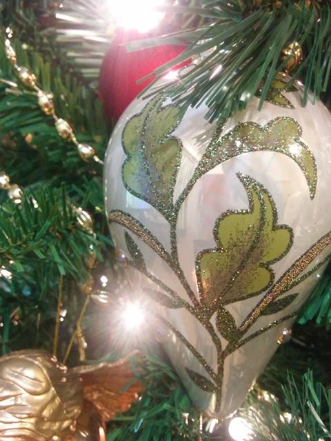 2014コストコクリスマスツリーオーナメント24