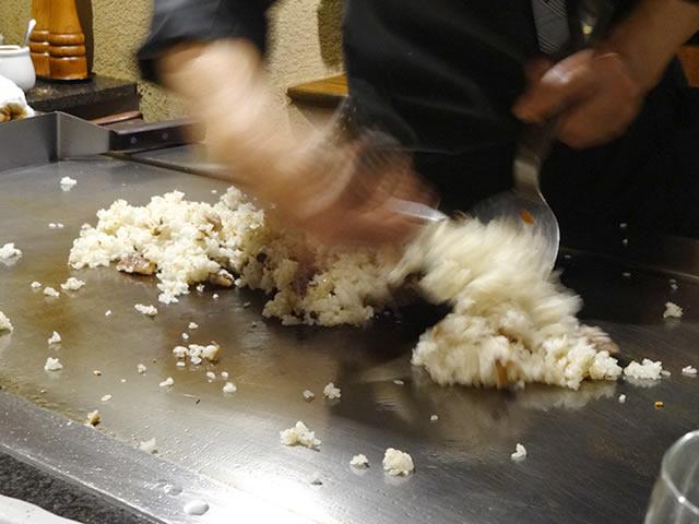 三宮神戸牛鉄板焼きアントコレットディナー写真31