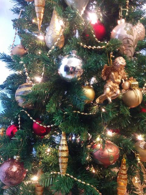 2014コストコクリスマスツリーオーナメント32