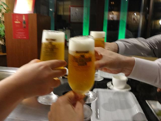 三宮神戸牛鉄板焼きアントコレットディナー写真7