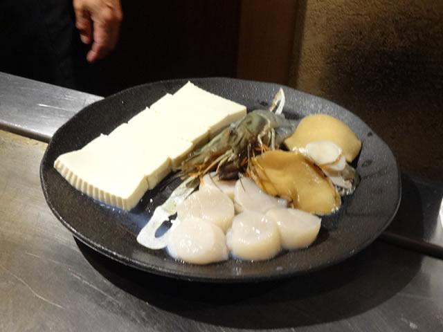 三宮神戸牛鉄板焼きアントコレットディナー写真9